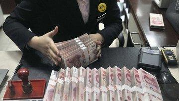 Çin'in kredi büyümesi Ekim'de 2 yılın düşüğüne geriledi