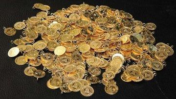 Kapalıçarşı'da altın fiyatları (11.11.2019)