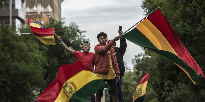 Evo Morales Meksika