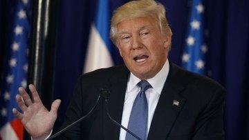 Trump: Çin ile anlaşamazsak tarifeler artar