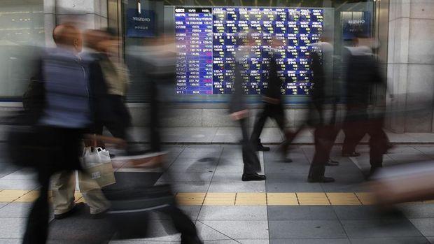 Asya hisse senetleri 'Hong Kong'daki yüksek tansiyonla' geriledi