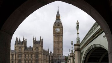 İngiltere'de enflasyon Ekim'de yüzde 1,5 arttı