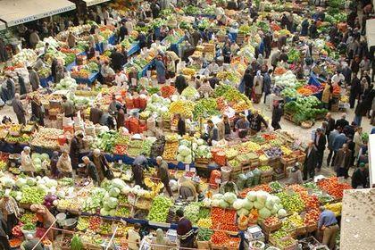 Yaş meyve sebze ihracatı 10 ayda 1,5 milyar dol...