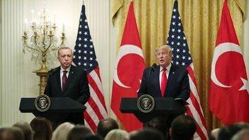 Erdoğan ve Trump basın toplantısında konuştu