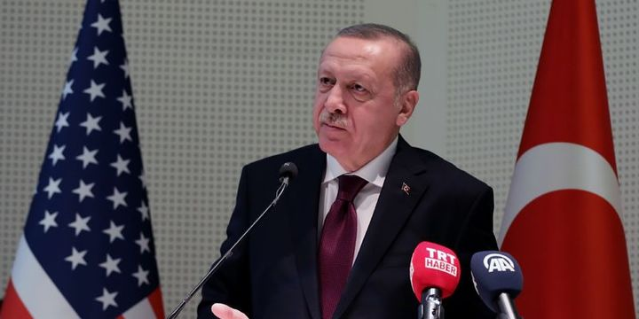Erdoğan: İstiklalimiz söz konusu olunca diğer her şey ikinci planda kalır