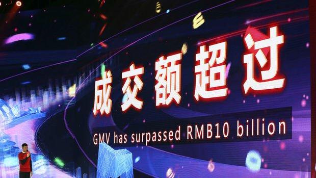 Alibaba'nın Kurucusu Jack Ma Bekarlar Günü satışlarından memnun değil