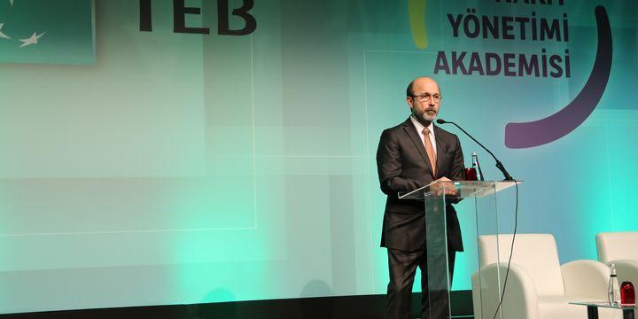 """TEB Nakit Yönetimi Akademisi, """"Ekonomide Sürdürülebilirlik"""" temasıyla gerçekleşti"""