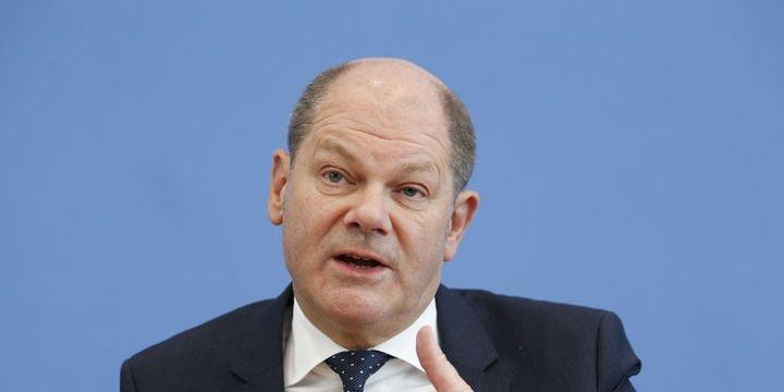 Scholz: Almanya ekonomisinin teşviğe ihtiyacı yok