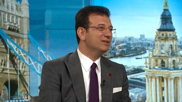 İmamoğlu 500 milyon dolarlık tahvil ihracı için Londra'da yatırımcılarla görüştü