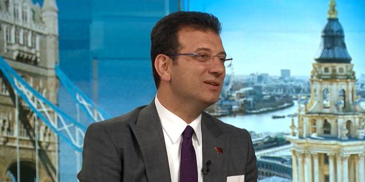 İmamoğlu 500 milyon dolarlık tahvil ihracı için Londra'da yatırımcılarla görüştü - Bloomberg HT