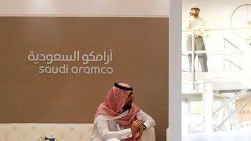 Saudi Aramco halka arz değerlemesi için 1.71 trilyon dola...