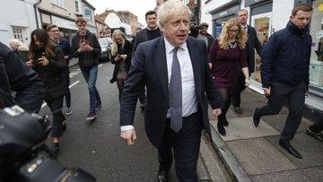 Johnson seçimler yaklaşırken iş dünyasına zeytin dalı uza...