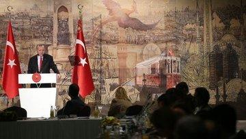 Erdoğan: Petrol paylaşımını önümüze getirdiler reddettik