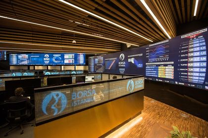 Borsa İstanbul hisseleri 20 ayın zirvesini gördü
