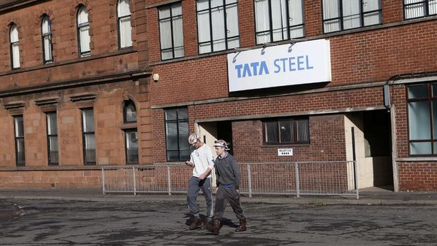 Tata Steel Avrupa'da 3 bin kişinin işine son verecek