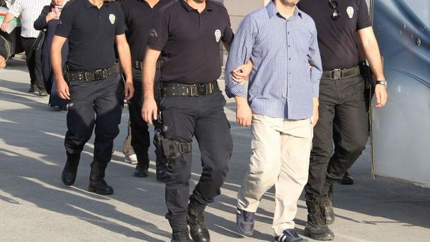 FETÖ'nün TSK'daki kripto yapılanmasında 133 gözaltı kararı