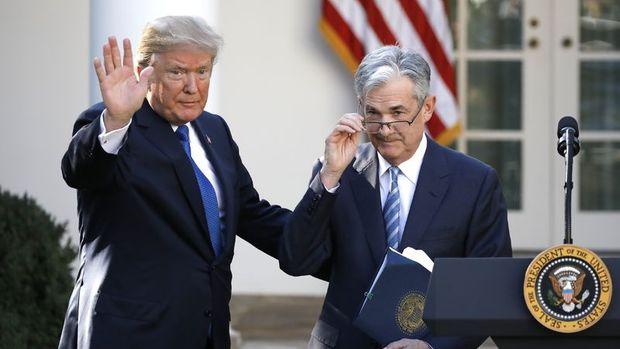 Trump: Powell'ı faiz konusunda protesto ettim