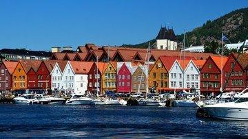 Norveçliler 1,1 trilyon dolara ulaşan varlık fonundan par...