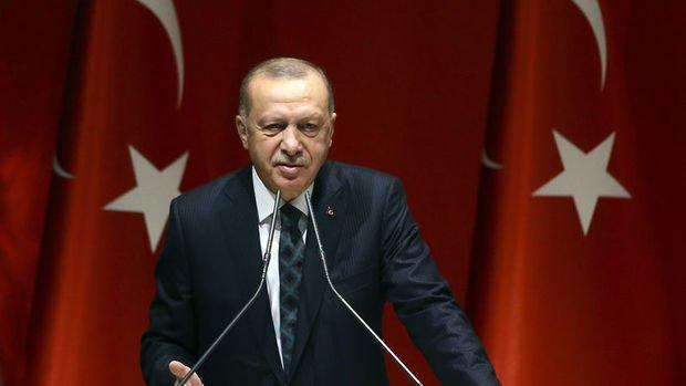 Erdoğan: 2020 faizlerin düştüğü bir yıl olacak
