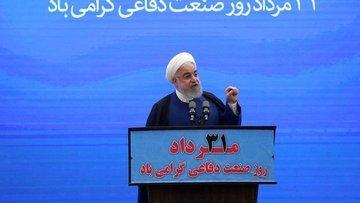Ruhani: Halk tarihi sınavdan başı dik çıktı