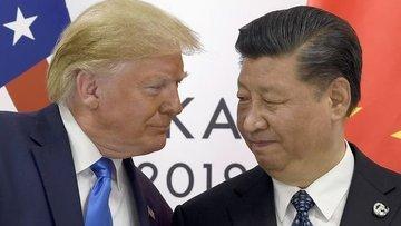 Reuters: ABD-Çin birinci aşama ticaret anlaşması bu yıl i...
