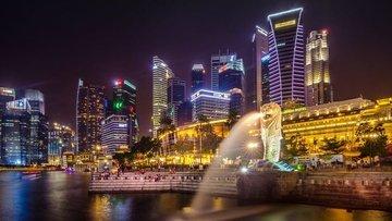 Singapur 3. çeyrekte yıllıklandırılmış bazda yüzde 2.1 bü...