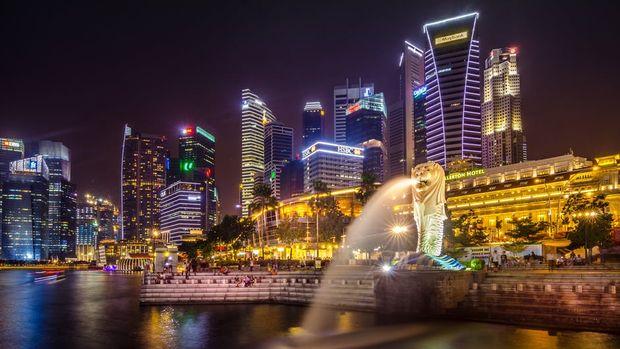 Singapur 3. çeyrekte yıllıklandırılmış bazda yüzde 2.1 büyüdü