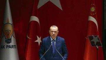 Erdoğan: Tarım arazilerinin bölünmesi sorununa kalıcı çöz...