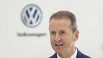 Volkswagen CEO'su Diess Türkiye yatırımı hakkında açıklam...