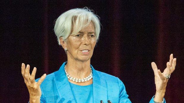 AMB'nin yeni Başkanı Lagarde: Para politikasının yan etkilerini izleyeceğiz