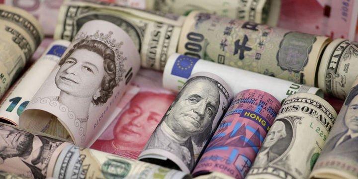 Euro dolar karşısında karışık veriler ile sakin seyretti