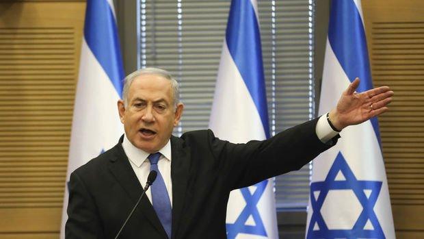Netanyahu: Başbakan'a yönelik darbe girişimine şahit oluyoruz