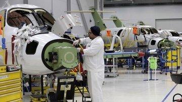 ABD'de imalat PMI endeksi 7 ayın zirvesine çıktı