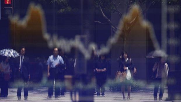 Asya borsaları Çin'in 'beklenenden iyi gelen PMI verisiyle' yükseldi