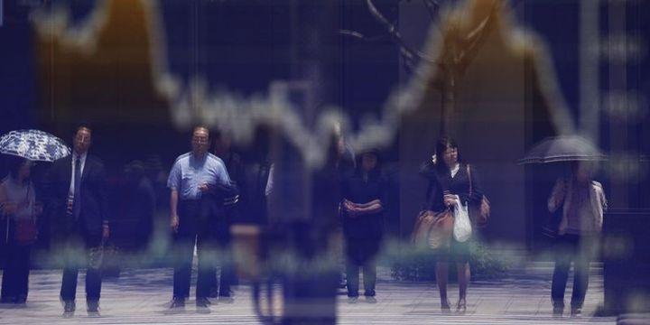 Asya borsaları Çin