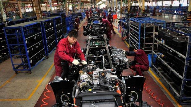 Çin'de Caixin imalat PMI'ı Kasım'da beklentileri aştı