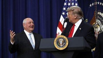 """""""Trump ticaret anlaşmasının uygulanabilir ve güvenilir ol..."""