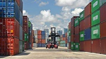 ABD'nin dış ticaret açığı Kasım'da geriledi