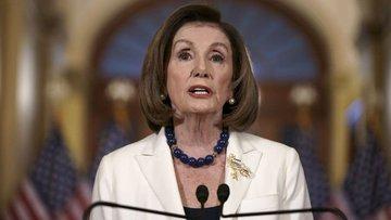 Pelosi: Adalet Komitesi, azil maddelerini yazmaya başlamalı