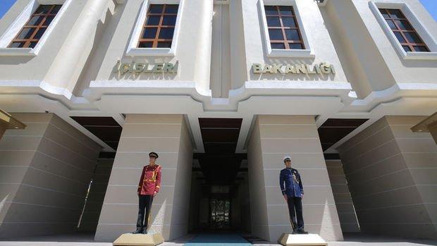 İçişleri Bakanlığı'na ilişkin yeni düzenlemeler Meclis'ten geçti