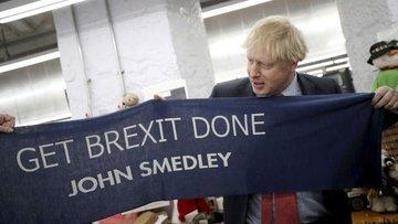 Johnson Brexit gerçekleşmezse istikrarsızlığın süreceğini...