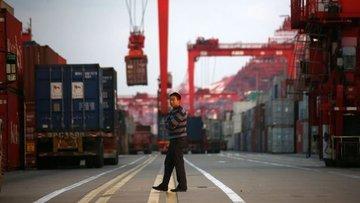 Çin'in ihracatındaki beklenmedik düşüş ticaret anlaşması ...