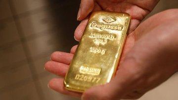 """Altın """"istihdam"""" sonrası kaybını korudu"""