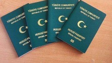Yeşil ve gri pasaportlara Avrupa'dan muafiyet sınırlaması