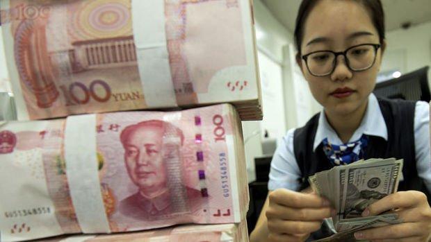 Çin yuanı ihracat verisiyle düştü