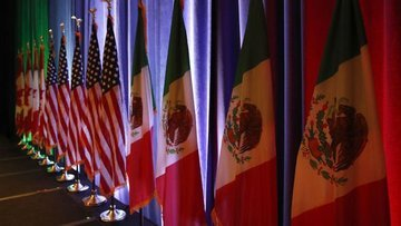 Beyaz Saray Kanada ve Meksika ile ticaret anlaşmasına haz...