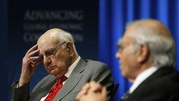 Volcker: Herkesi çılgına çeviren Fed Başkanı