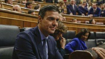 İspanya'da hükümet kurma görevi sosyalist lider Pedro San...