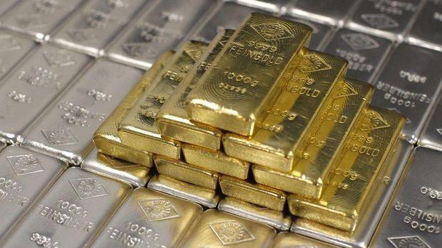 """Altın """"Fed"""" sonrasında kazancını korudu, paladyum rekor tazeledi"""