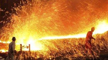 Almanya'da çelik üreticilerine 646 milyon euroluk fiyat s...